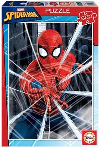 Puzzle 500 Piezas Spiderman Educa 18486