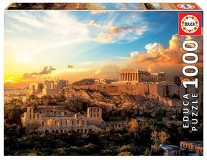 Puzzle Acrópolis de Atenas 1000 piezas Educa 18489