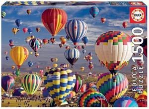 Puzzle Globos Aerostatico 1500 piezas Educa 17977